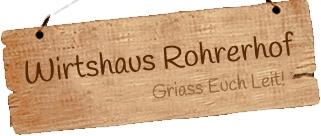 Schankanlage Rohrerhof Kramsach Logo