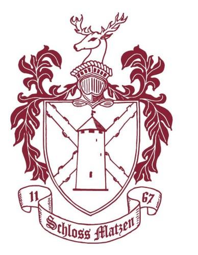 Schankanlage Schloss Matzen Logo