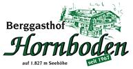 Schankanlagen Hornboden Alpbach Logo