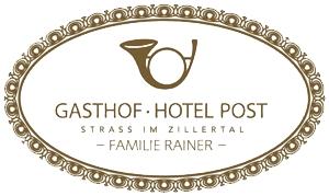 Schankanlage Post Strass im Zillertal Logo
