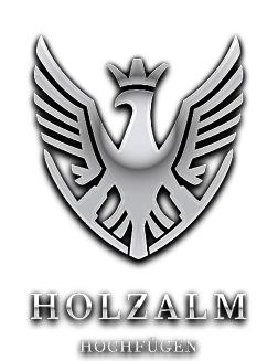 Schankanlage Holzalm Hochfügen Logo